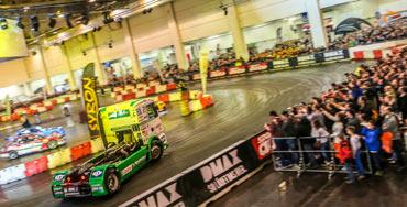 RaceTrucks auf der Essen Motor Show