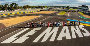 Le Mans Drumherum