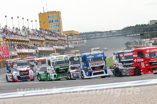 truck race de